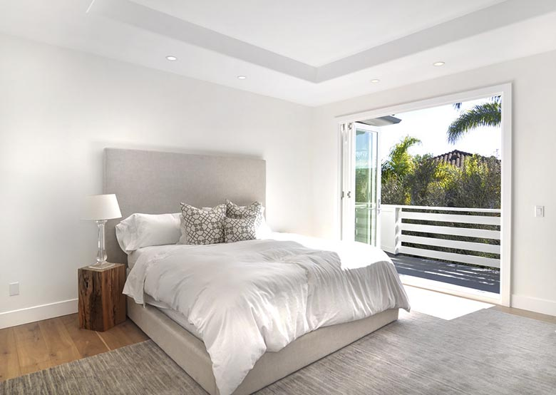 Modern Mansion Interior Bedroom