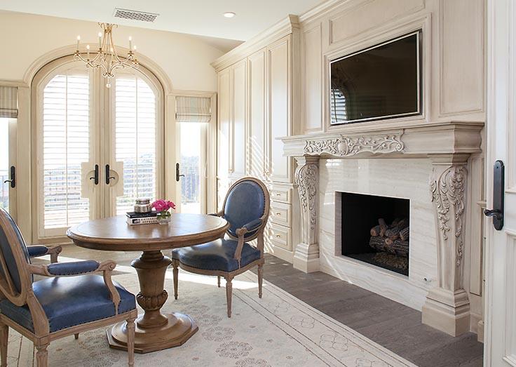 Interiors - Colonial Exterior