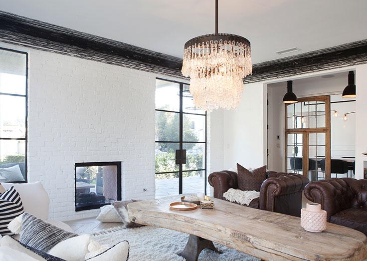 Inviting Coastal Living Rooms