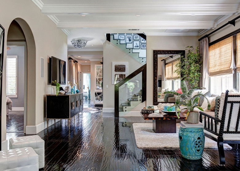 Interior Design TANGLEWOOD