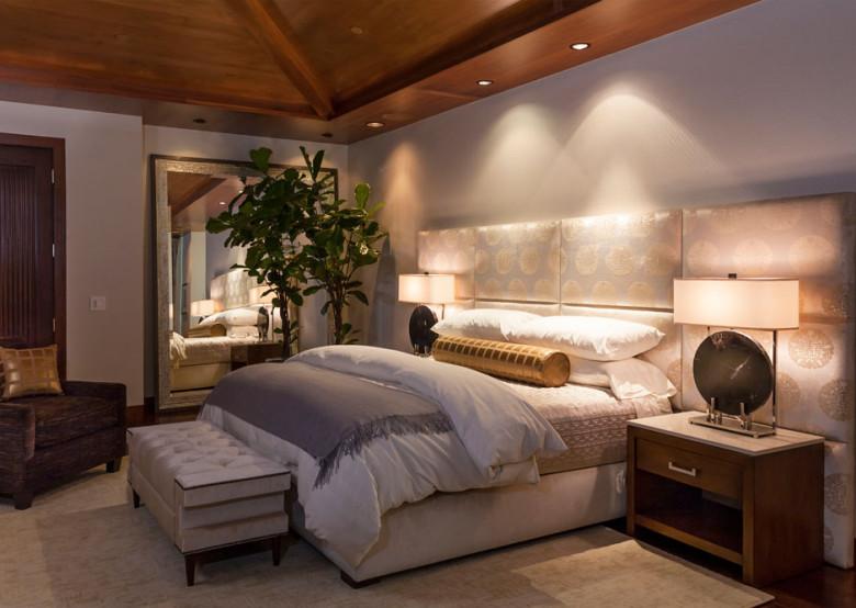 Bella Vista Homes Custom bedroom
