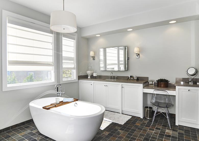 Ideas for Modern-Style Bathrooms