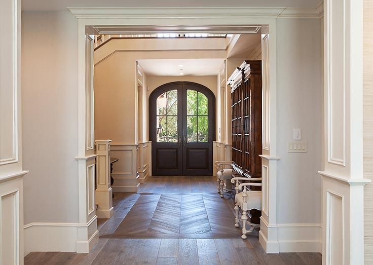Interior Design Log Ideas