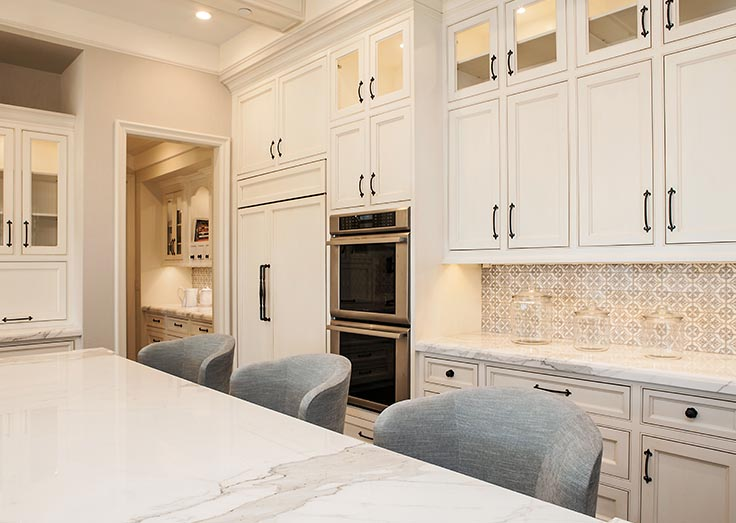 Kitchen Ideas & Design with Cabinets