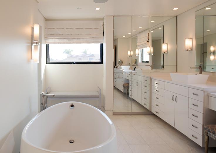 Luxe Bathroom Ideas