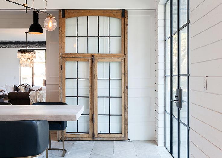 Modern Sliding Patio Door