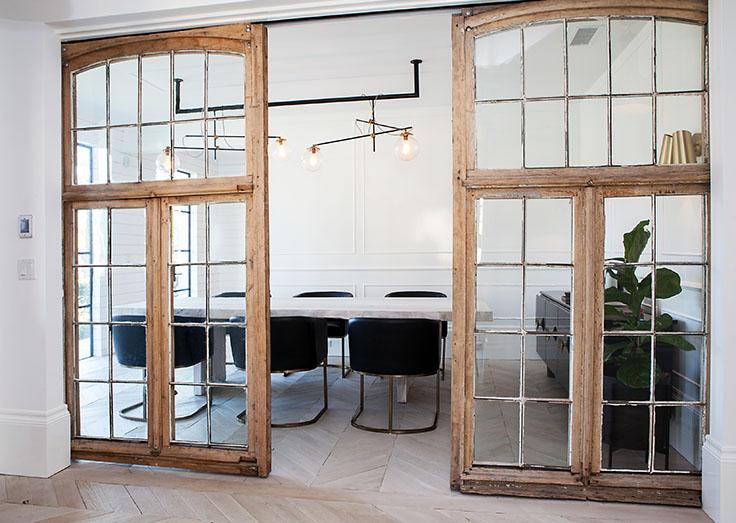 French Style Sliding Doors