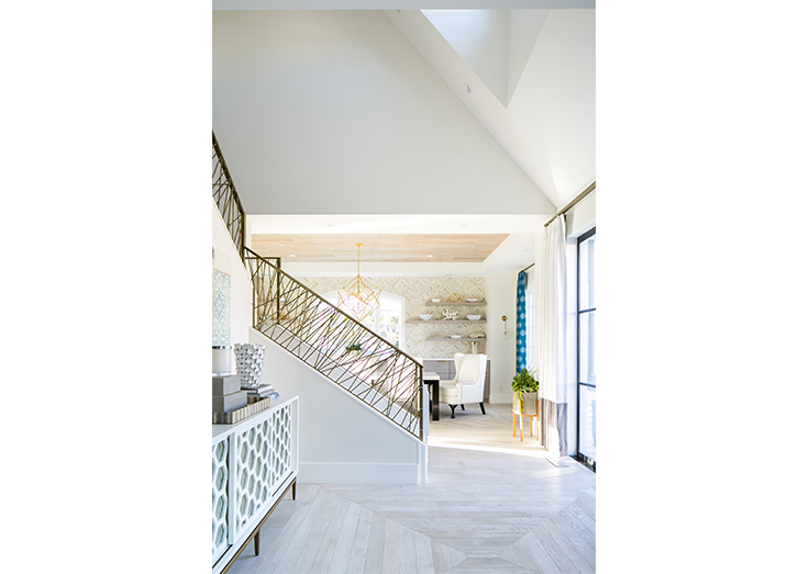 Living Room Stairs