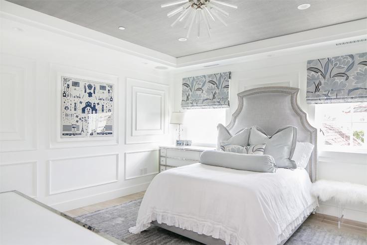 Queen Panel Bedroom