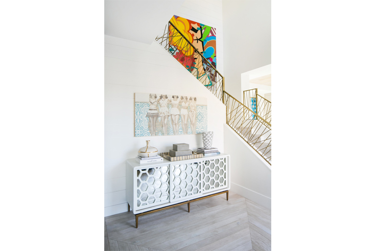 Living Room Stairs Designs